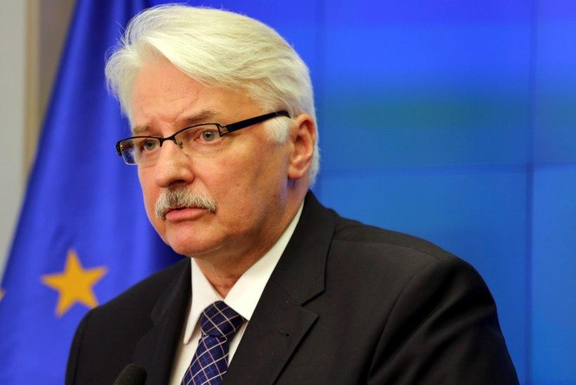 Poola välisminister: mõtleme uuest Euroopa lepingust, Juncker ja Tusk peaksid tagasi astuma