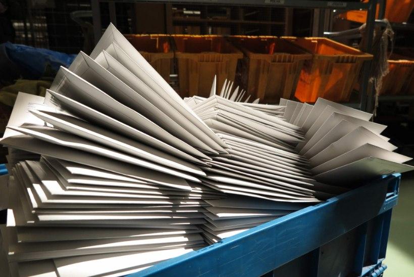 30 000 töövõimetuspensionäri saavad lähiajal sotsiaalkindlustusametilt kirja