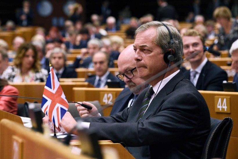Europarlament nõuab kiiret Brexitit
