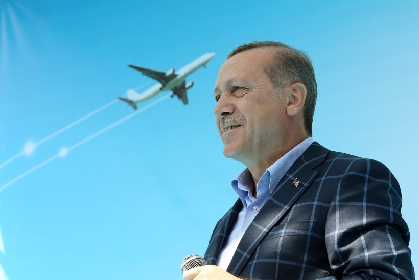 Putin helistas Erdoganile