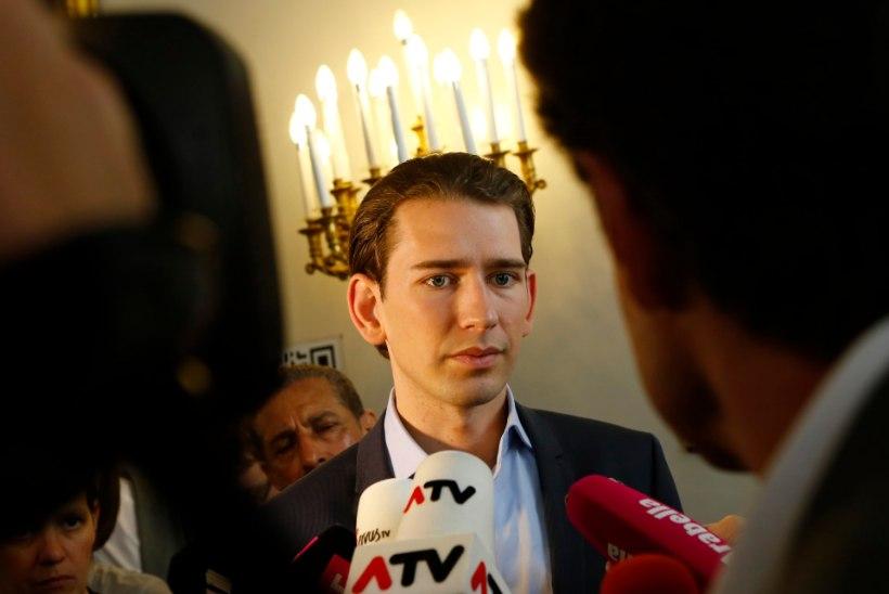 Austria välisminister Kurz: Euroliidu migratsioonipoliitika on dramaatiline läbikukkumine