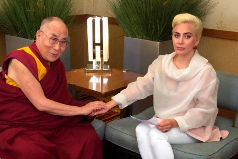 Lady Gaga Hiinas keelu all