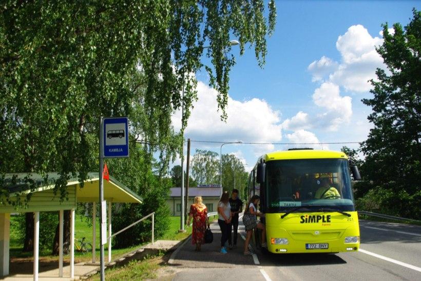 MAARAHVAS HÄDAS: bussid küll sõidavad, aga peale kuidagi ei mahu!