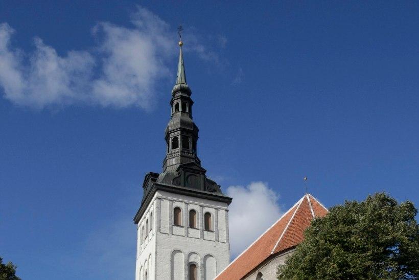 Riik ei tagasta Nigulistet luteri kirikule