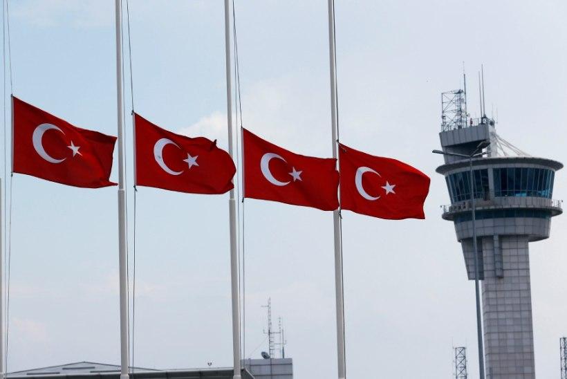 Eesti välisministeerium soovitab: vältige Türgis suurlinnu