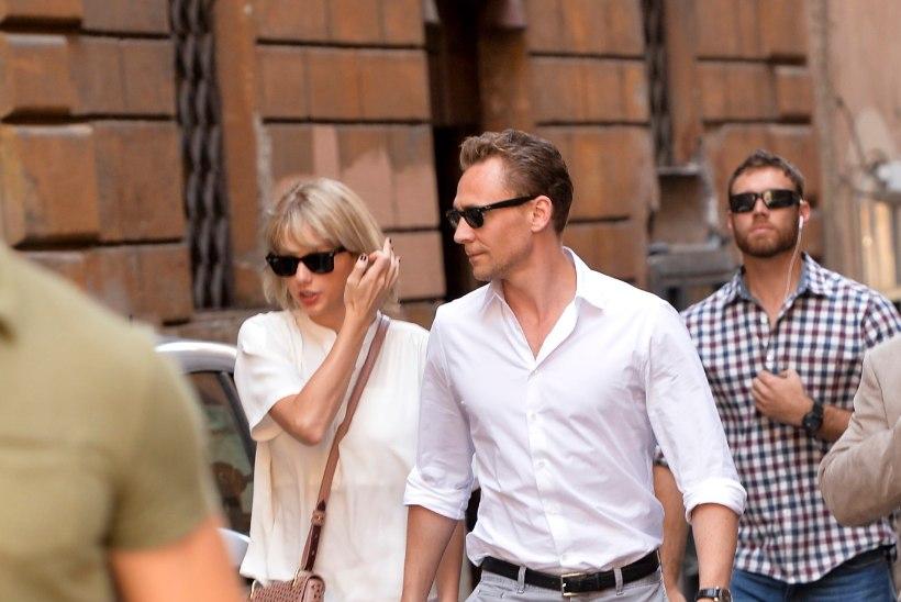 Tom Hiddlestoni ema peab Taylor Swifti juba pereliikmeks