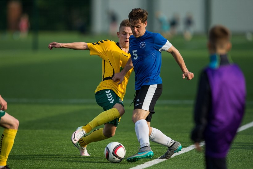 U21 koondise kapten Kevin Aloe: kui Balti turniiri võit poleks tähtis, siis seda ei korraldataks