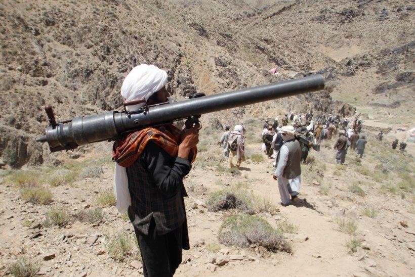 Talibani uus liider lubab okupandid minema kihutada
