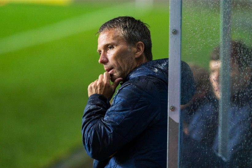 U21 koondise peatreener Martin Reim: kurb, et meil ei õnnestunud karikat kaitsta, aga nutma me ei hakka