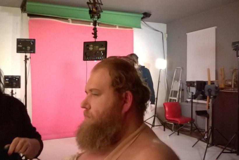 Mait Trink esimesest valminud muusikavideost: Kõige keerulisem oli kehastuda transvestiidiks