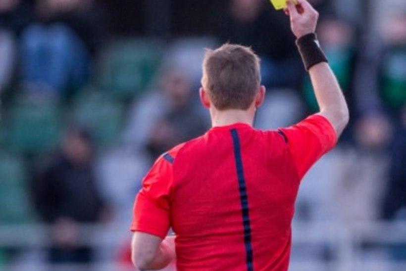 Jalgpalli Balti turniiri võitja võib otsustada kollaste kaartide arv
