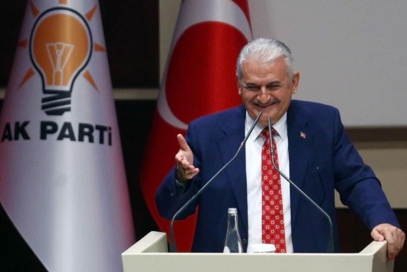 Türgi peaminister: Saksamaa on endiselt Türgi tähtsaim liitlane