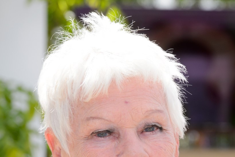 Judi Dench lasi endale 81 aasta vanuselt elu esimese tätoveeringu teha!