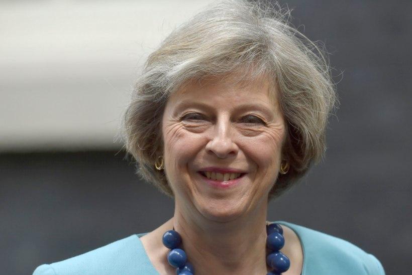 Briti siseminister Theresa May soovib peaministriks saada