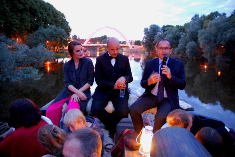 PILTUUDIS | Itaalia suursaadik rääkis südaöisel lodjasõidul ooperist
