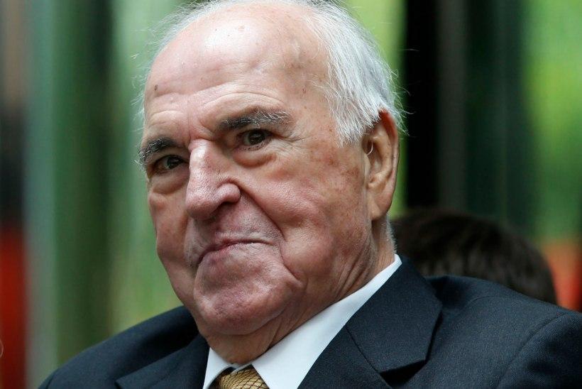 BREXIT: Helmut Kohl soovitab Euroopa Liidul aeg maha võtta