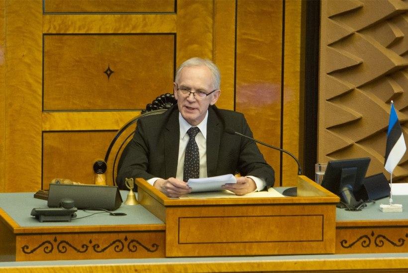 Nestor: Eesti vajab presidenti, kelles inimesed tunneksid ära natuke iseennast või oma naabrimeest