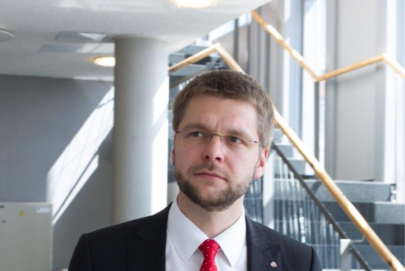 Jevgeni Ossinovski: Eesti lipp kannab võrdsuse ideaale