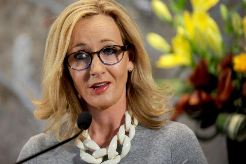 Rowling: kus ma ütlesin, et Hermione peab olema valge?