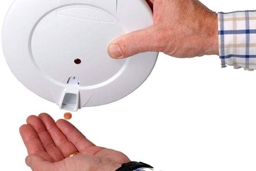 Automaatne ravimidosaator võimaldab eakatel kauem turvaliselt oma kodus elada