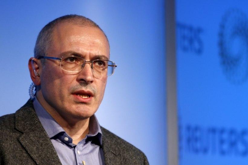 Hodorkovski: minu tapmisotsuse saab langetada ainult Vladimir Putin