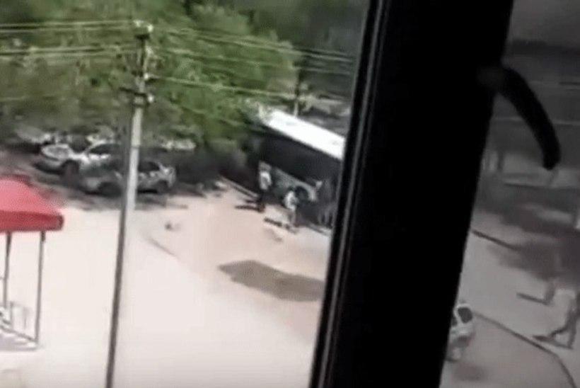 Kasahstanis ründasid islamistid kahte relvakauplust ja sõjaväeüksust