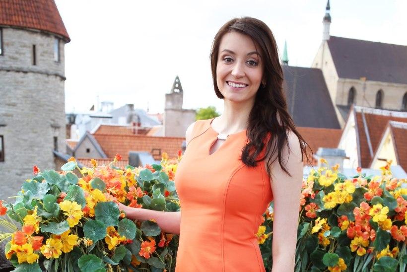 Uudisteankur Ingrid Teesalu: kardan väga, kui herilased mind otse-eetris sisse piiravad
