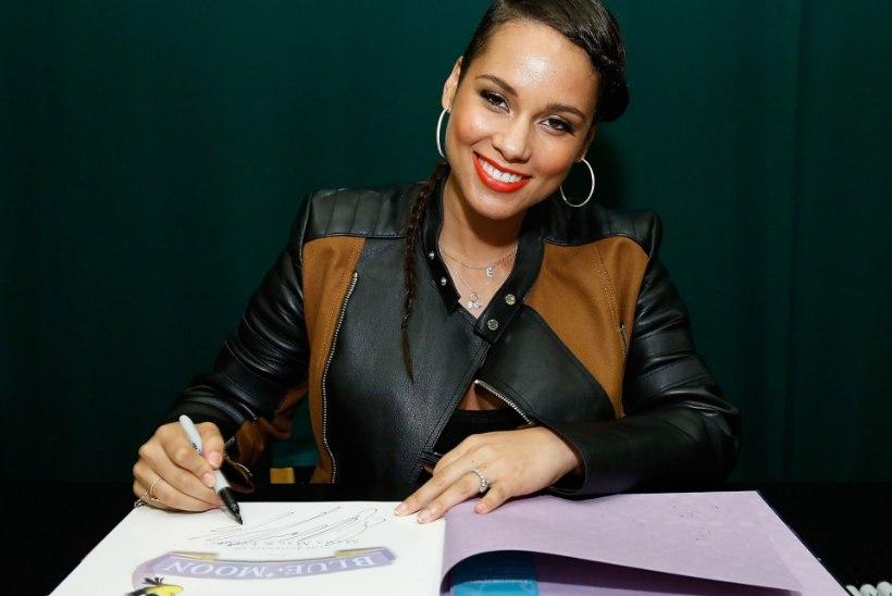 """Alicia Keys loobus meigist: """"Ma ei varja enam mitte midagi!"""""""
