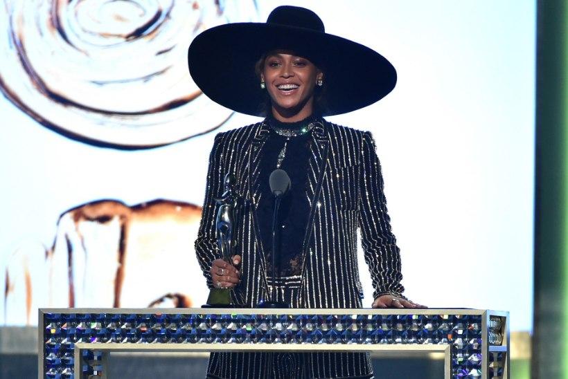 Beyoncé kuulutati moeikooniks