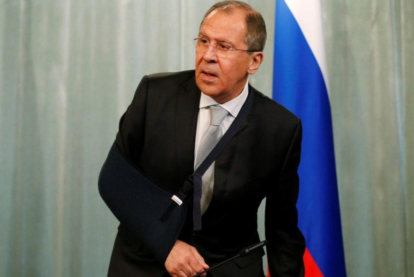 Lavrov: Venemaa ei ründa kunagi NATO riiki