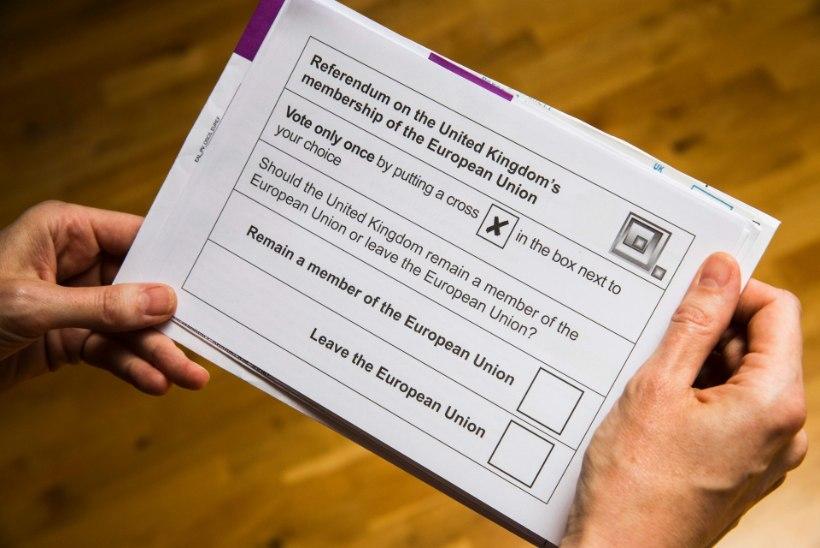 Pinge kasvab: Suurbritannia rahvahääletuseni jääb vaid kaks nädalat