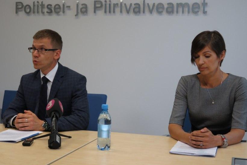 Üha kasvav korruptsioon kipub Eesti elu lämmatama!