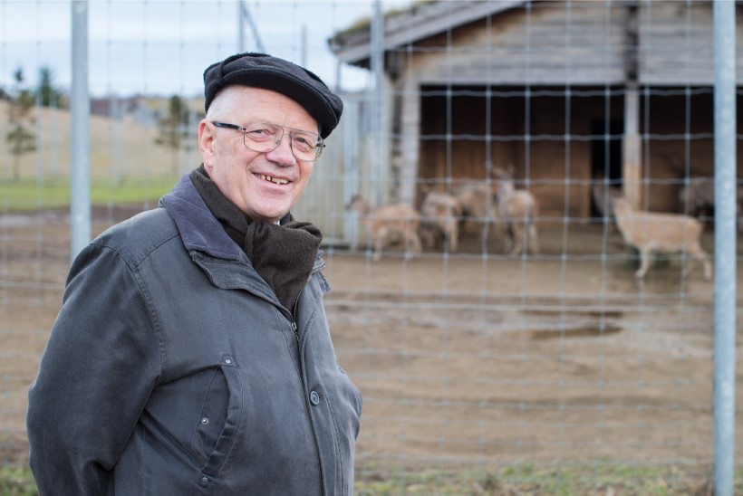 Legendaarne loomaaiadirektor Mati Kaal paneb ameti maha