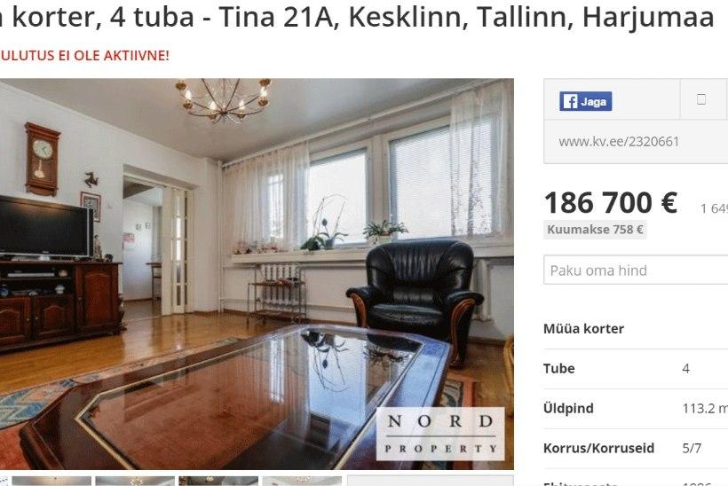 Eesti islami kogudus müüb imaami koduks muutunud luksuskorterit