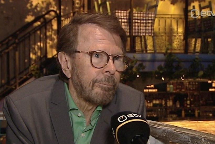 Björn Ulvaeus paljastab eksklusiivintervjuus Karmel Eiknerile legendaarse ABBA saladused