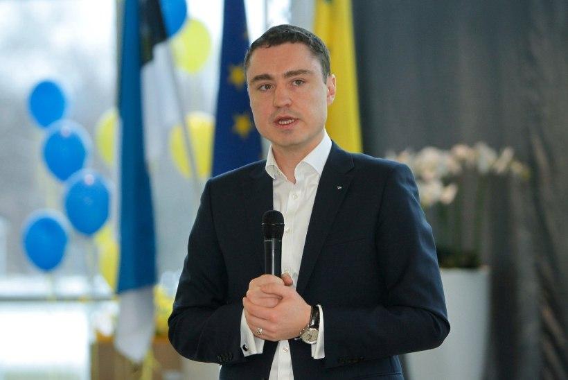 """Säh teile, Kaljurand ja Kallas! Taavi Rõivas: """"Otsime toetust mitmele kandidaadile."""""""