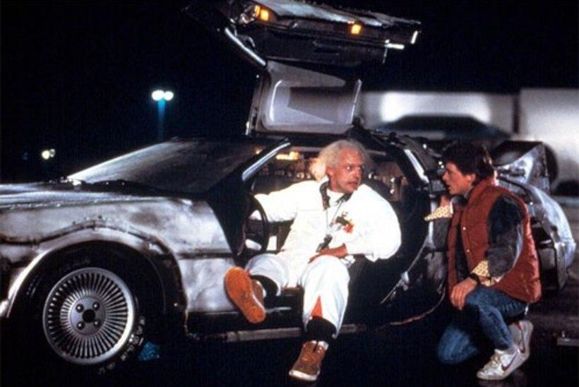 Kultusauto DeLorean peaks taassündima vähem kui aasta pärast