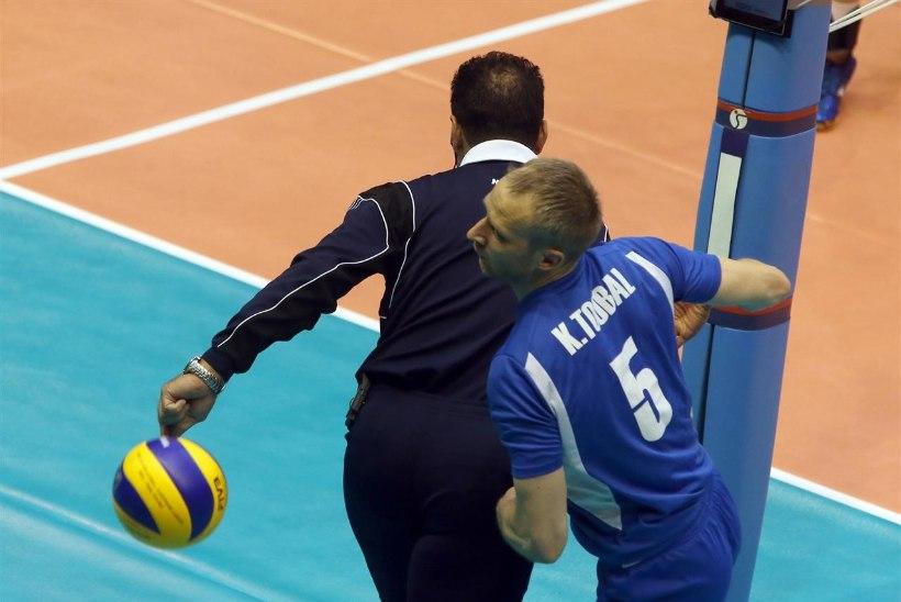 GALERII   VAPUSTAV! Eesti võrkpallikoondis jõudis Euroopa liigas finaali!