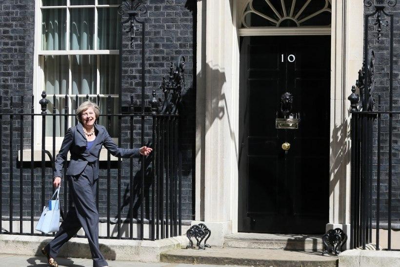 Suurbritannia saab täna teise naispeaministri riigi ajaloos