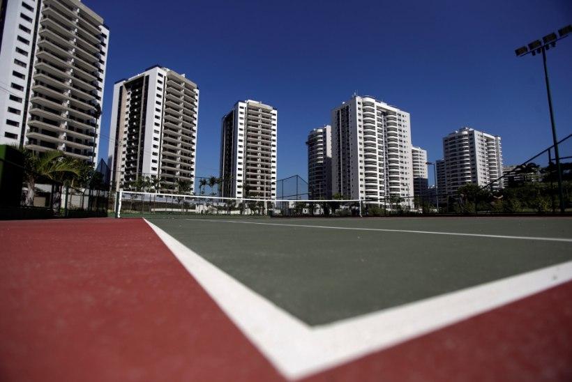 """Rio olümpia 20 lõbusat arvu: olümpiaküla """"lennukiangaarist"""" kondoomideni"""