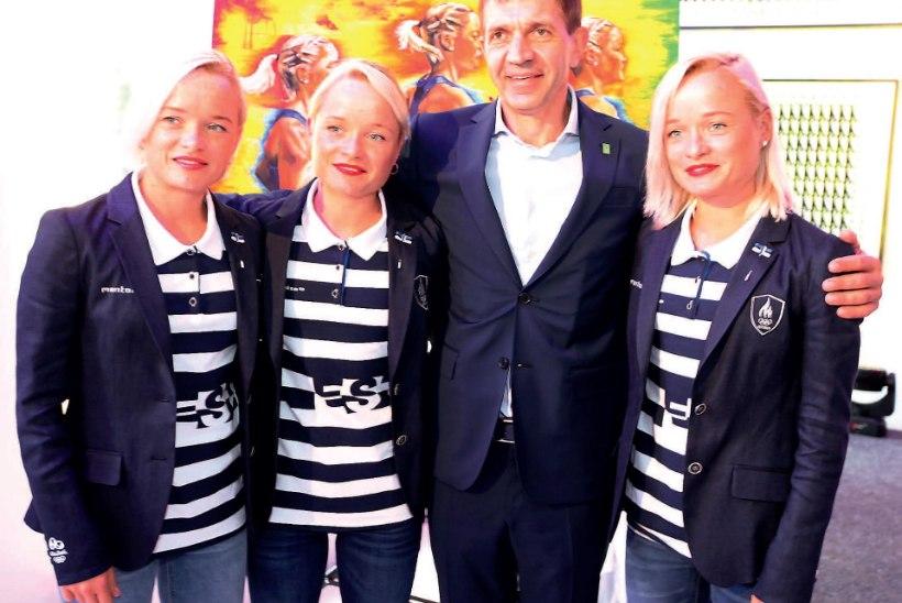 EOK president Urmas Sõõrumaa räägib lähemalt oma plaanidest: Aasta pärast tahan  spordirahva ees seista sirge seljaga