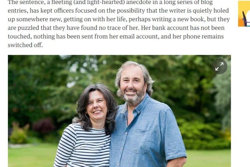 """NAGU """"MIDSOMERI MÕRVADES"""": Briti lastekirjaniku blogist võis tema kallim saada idee jõletuks roimaks!"""