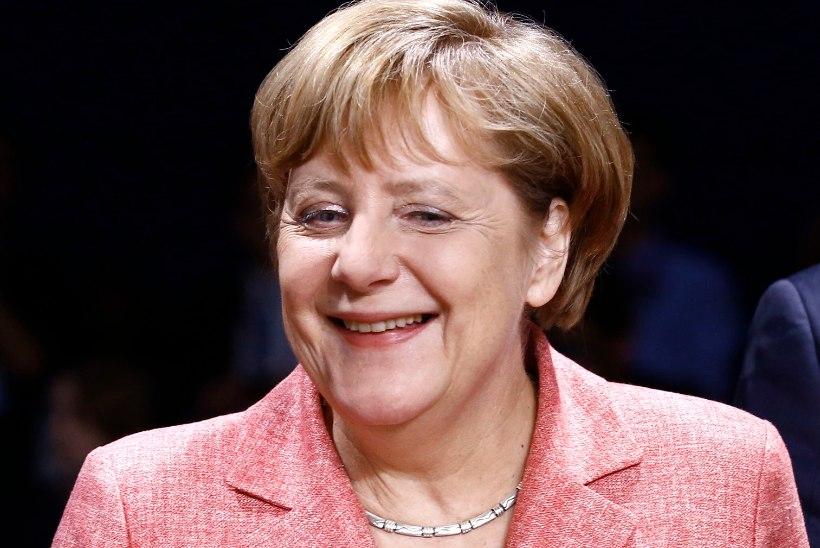 Angela Merkelit ootab priske palgatõus