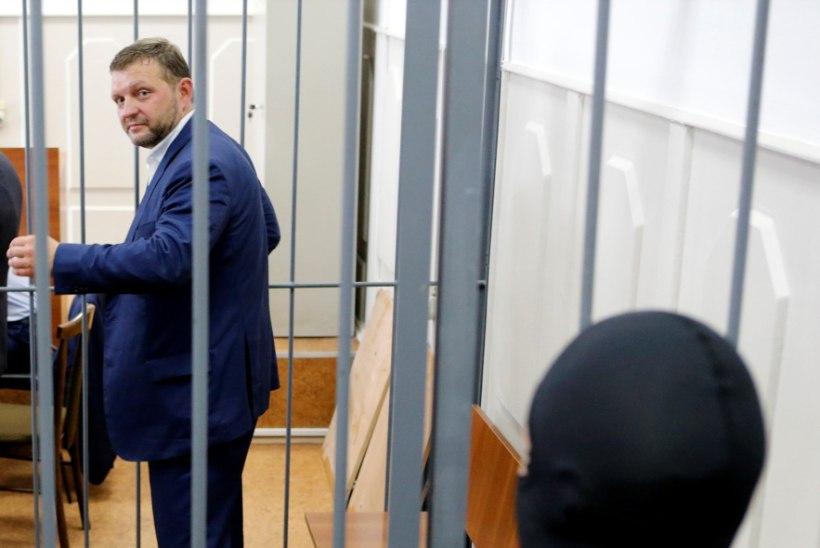 """Kuberner Nikita Belõhh: """"Ma ei ole altkäemaksuvõtja."""""""