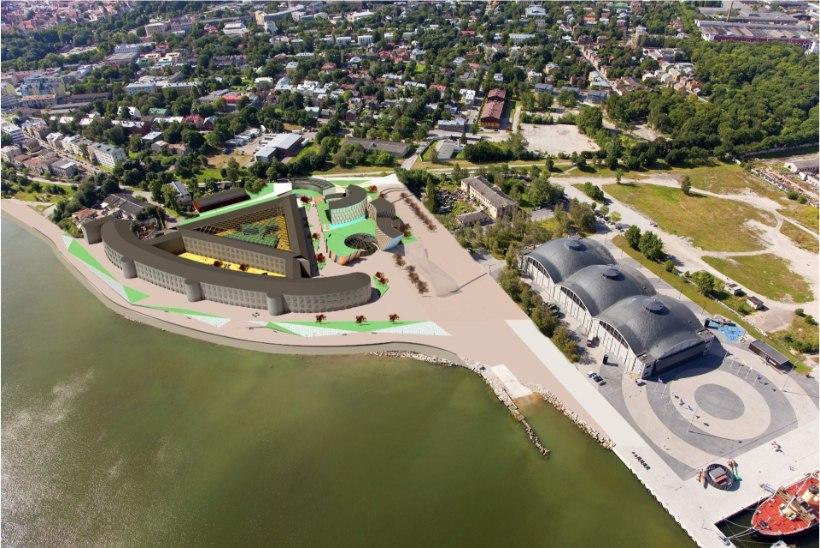 Eesti turismimagnet, ajalooline Patarei, suleb sügisel uksed