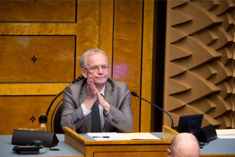 Eiki Nestor: Mart Helme ei saaks presidendiametiga absoluutselt hakkama