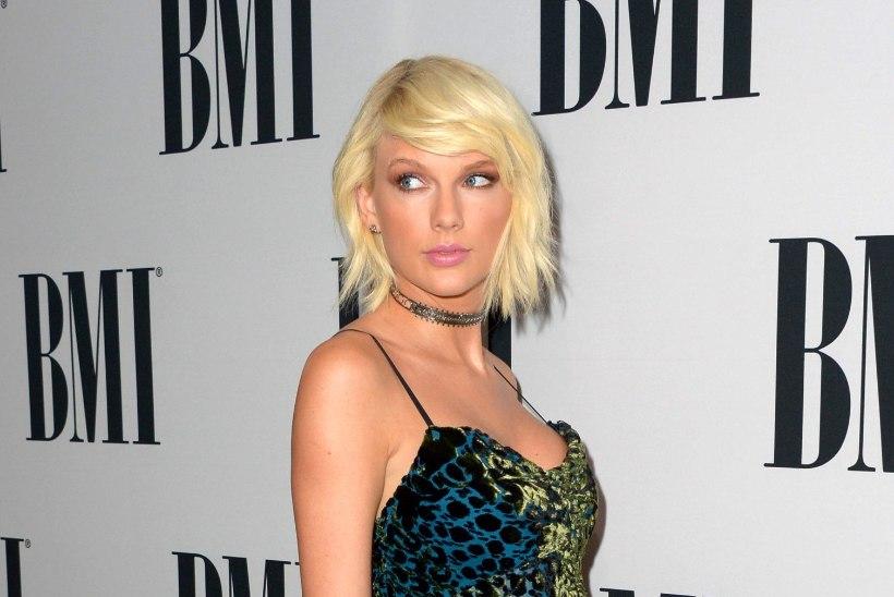 Taylor Swift pööras ekspeikaga tülli