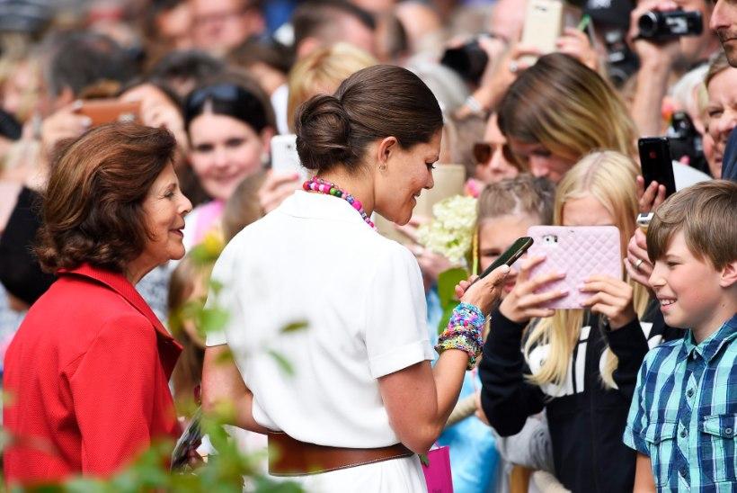 FOTOD   PALJU ÕNNE! Rootsi kroonprintsess tähistas sünnipäeva