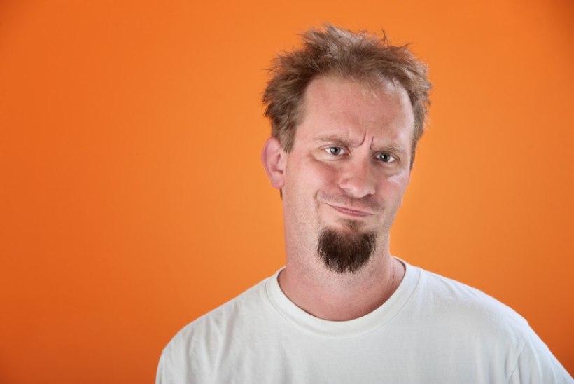 TEEJUHT NÄOKARVADE PÕNEVASSE MAAILMA, 1. OSA: kuidas kasvatada ägedat habet?