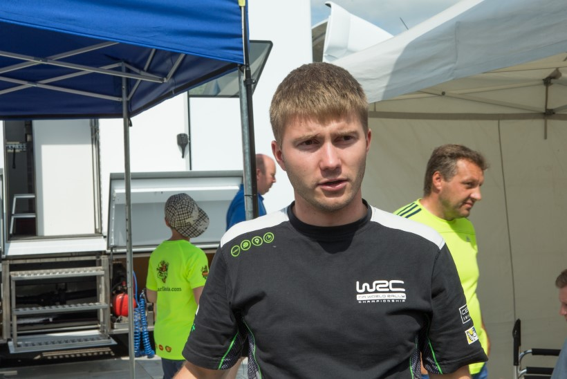 ÕHTULEHE VIDEO | Teist aastat järjest enne Rally Estonia starti katkestanud Sander Pärn: täitsa uskumatu lugu!